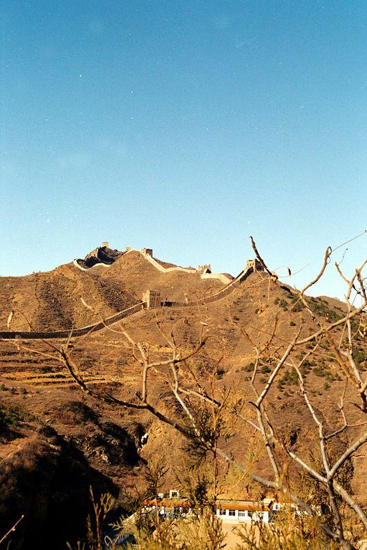 The Great Wall at Simatai