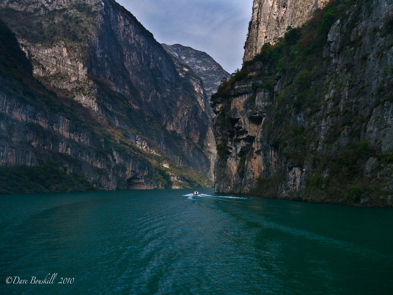 Little three gorges cruise china