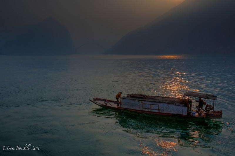 Three Gorges River Cruise on the Yanzi, China