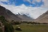 绒布寺远望珠峰
