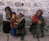 Street scene in Lhasa