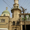 The traditional architecture....