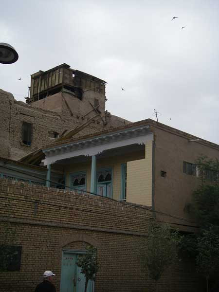 For our trip, the unique highlight came the day after the end of Ramadan, when we were touring Kashgar's Old City.
