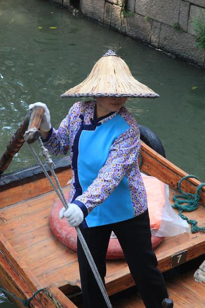 Venice of China, Gondolas