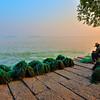 Fishman at Lake Tai (太湖)