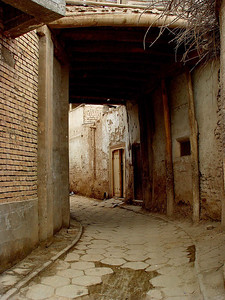 Streets of Old Kashgar DSC01641