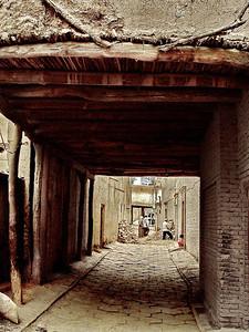 Street Old Kashgar DSC01642