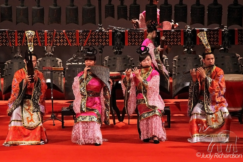 Wuhan~The Imperial Bells of China - Chime Music and Dance