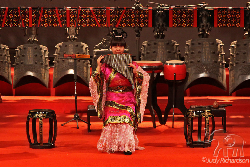 The Imperial Bells of China - Chime Music and Dance