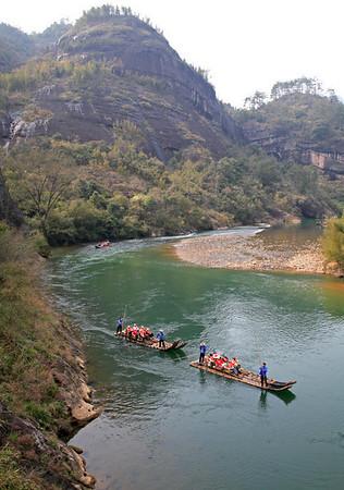 Wuyi Shan, China