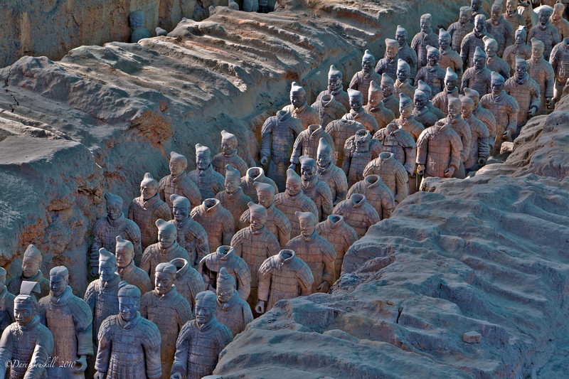 things to do in China, The Terracotta Warriors