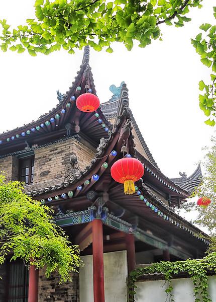 Daci'en Temple Complex