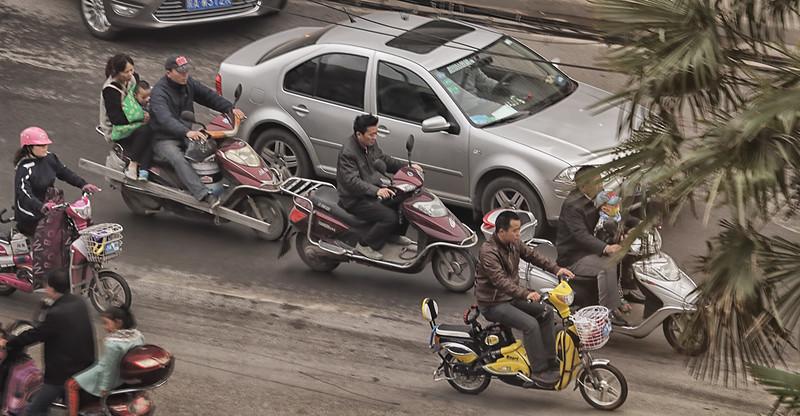 Xi'an Rush Hour