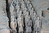 Terracotta Army in formation.