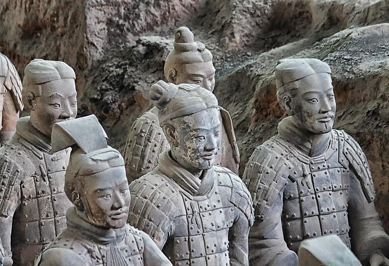 Terra Cotta Warriors
