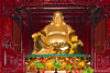 Religious symbolic idols and gods in the City of Ghosts in Fengdu, China, Asia.