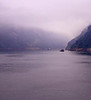 View of the Yangtze, Beyond Three Gorges Dam