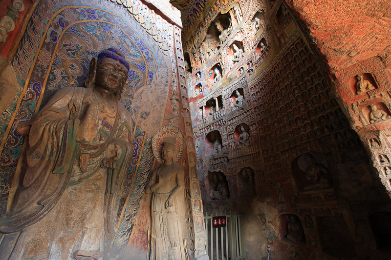 Yungang Cave 11 Shanxi China (67711674)