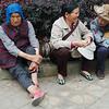 Sunday at a Kunming park