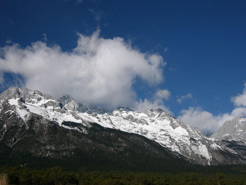 玉龍雪山 Yulong Snow Mountain