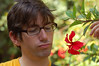 Yann at Zhu Gardens