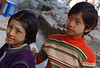 Children of a Burmese jade vendor