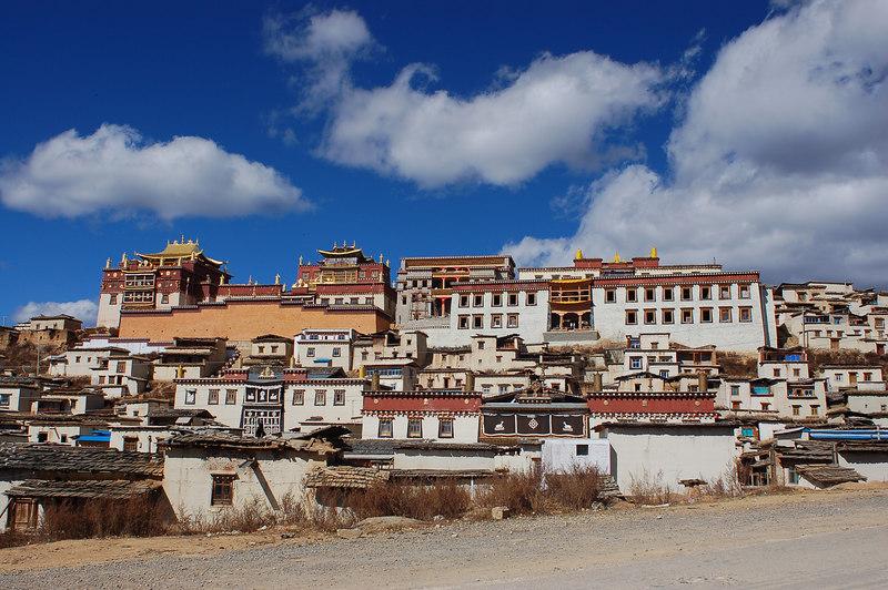 Zhongdian Monastery