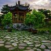 Bonsai Garden in Huangshan