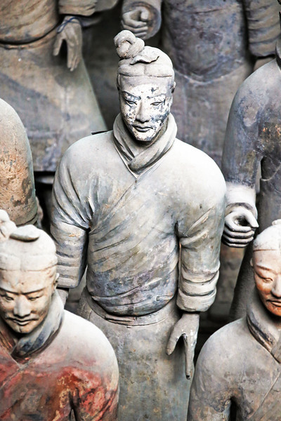 Terracotta Warriors of Xī'ān, China