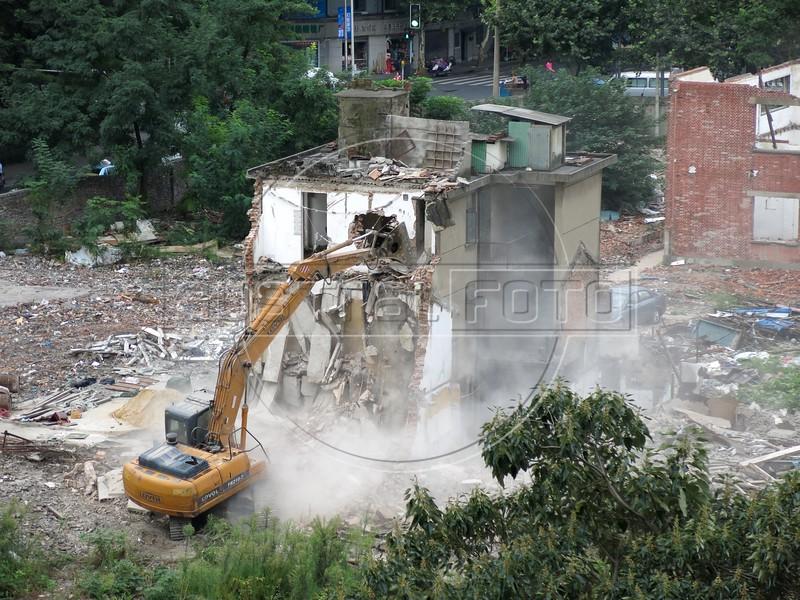 China building boom