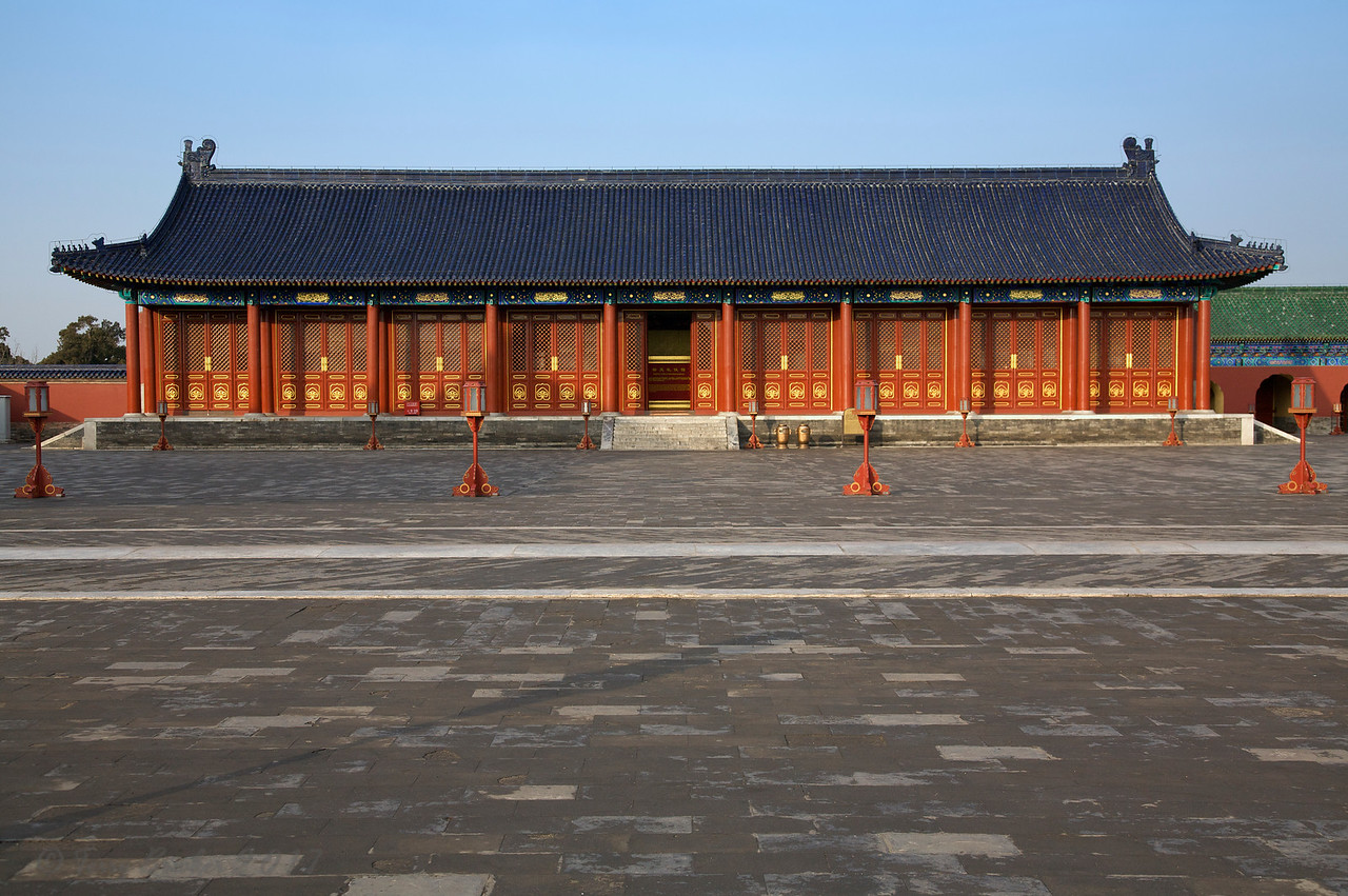 """Temple of Heaven"""