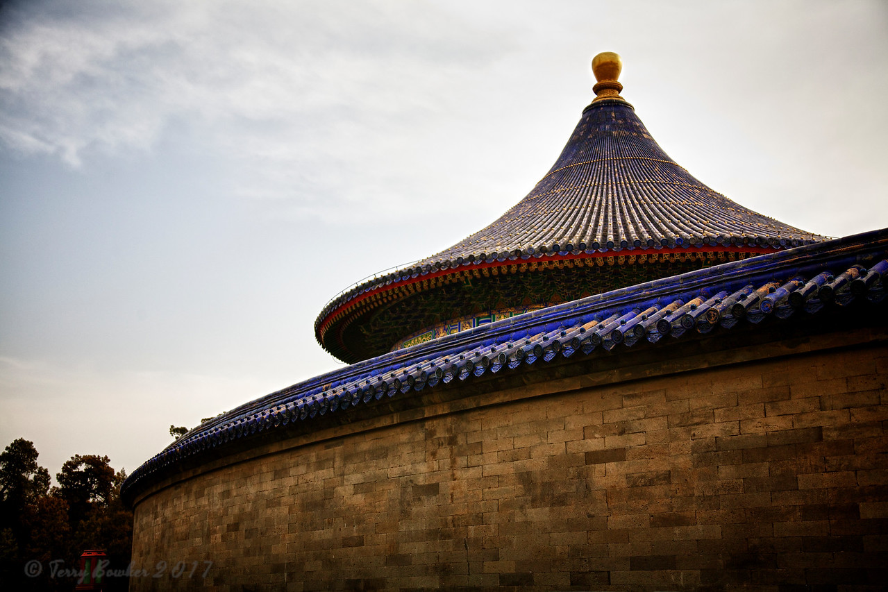 The Imperial Vault of Heaven, Temple of Heaven, Beijing, China