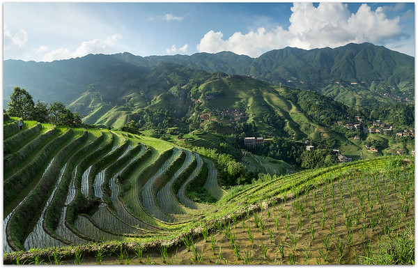 Tiantou valley pano