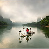 Fishermen Li River