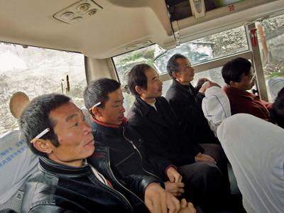 Min Jiang Valley, Sichuan Province, 2009