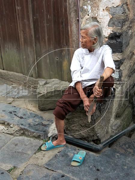Elderly Villagers