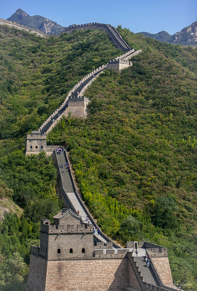 The Great Wall - The Long Climb