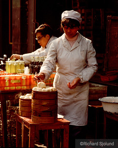 Street Food 1988 in China