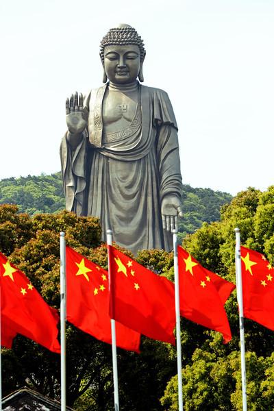 Giant Buddha of Wúxī, China