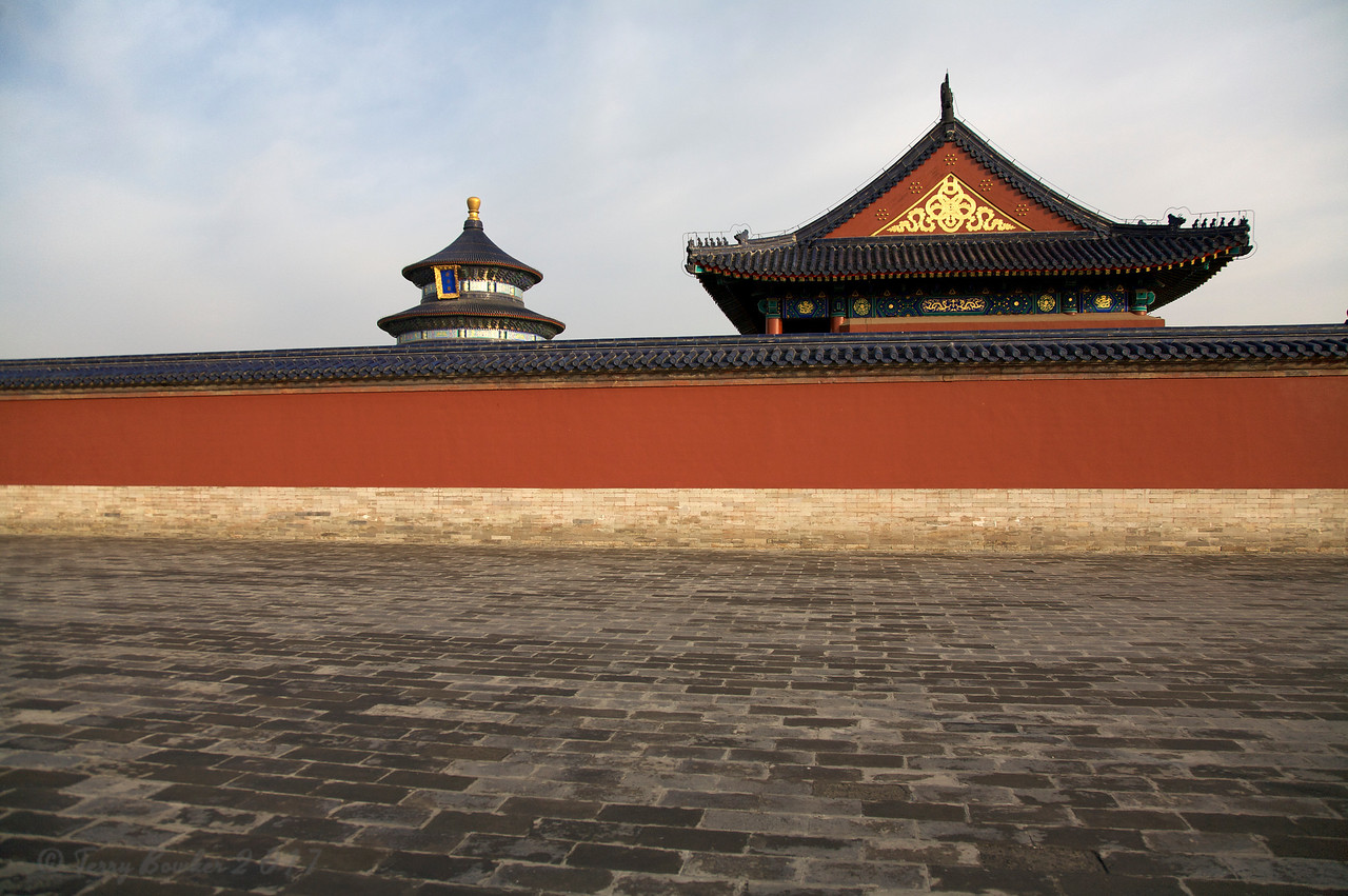 Temple of Heaven complex, Beijing