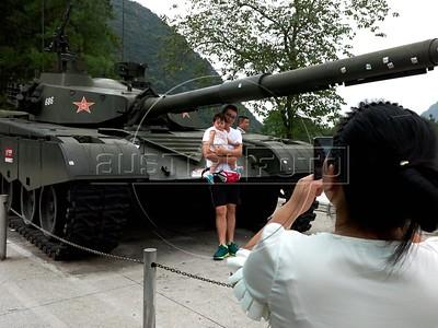 China Tank