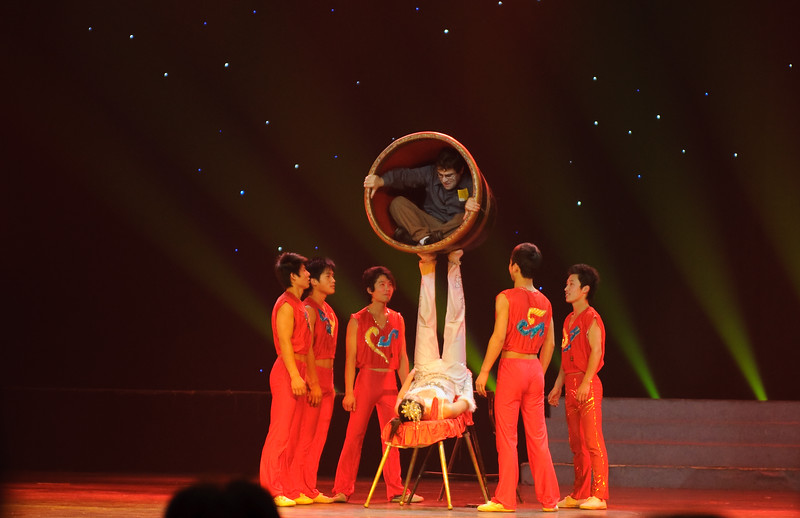 Chinese Acrobatic Show