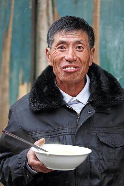 Jolly old chap of Píngyáo 平遥, China