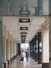 Luxury shops