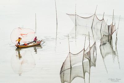 Ewan Fisherman Casting