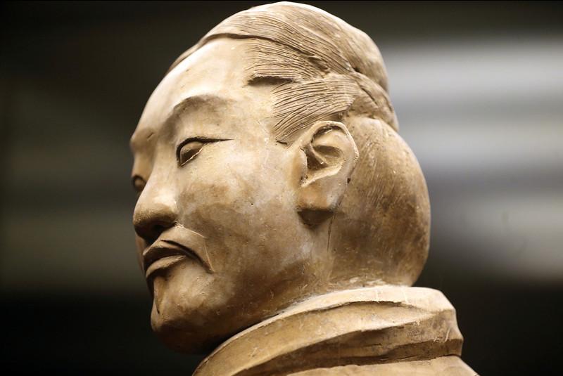 Terracotta Warriors of Xī'ān, China