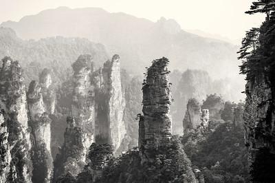 Pandora. Zhangjiajie.