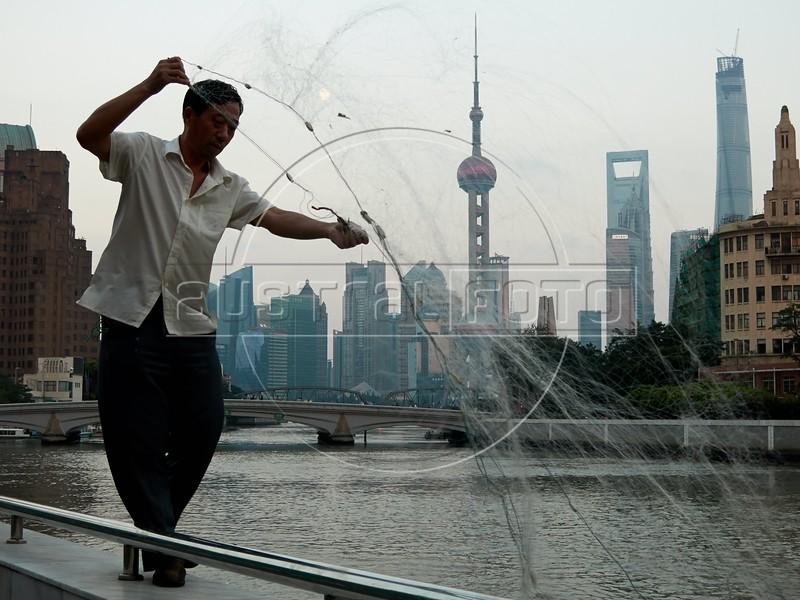 Shanghai Fisherman