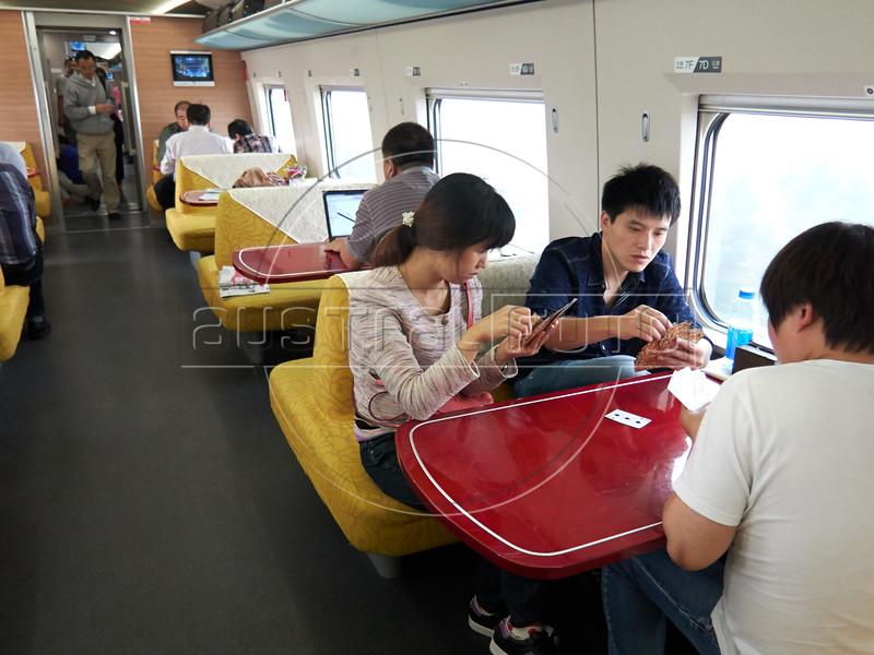 China High-Speed Rail