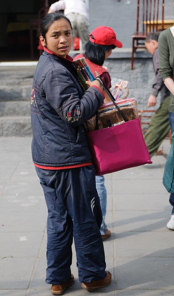 Sidewalk Vendor